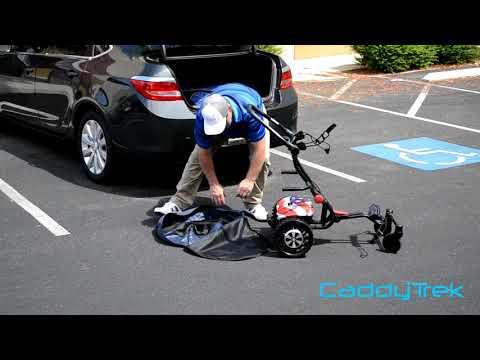 CaddyBag video