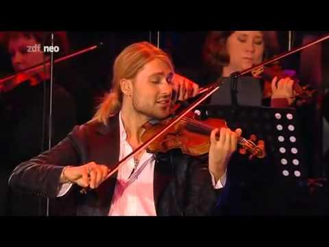 David Garret Nos Deleita Con La Interpretación De Adagio