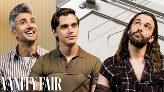 The Cast of Queer Eye Take a Lie Detector Test | Vanity Fair