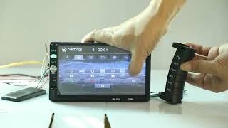 DVD 2din android  универсальный беспроводной руль пульт дистанционного управления