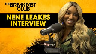 Nene Leakes Dishes On RHOA Cast Members, False Narratives, Marriage + More