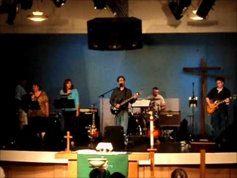 ServeChrist with memebers of the Messiah Worship Team   Jul 22nd @ Messiah