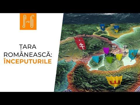 Tara Romaneasca: Inceputurile