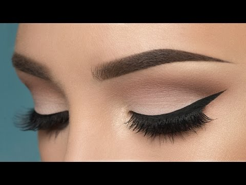 Soft Cut Crease Makeup Tutorial