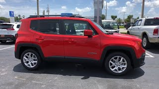 2018 Jeep Renegade Orlando FL, Central Florida, Winter Park, Windermere, Clermont, FL J1644