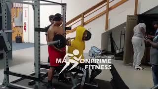 Mason Prime Get Big Or Go Home