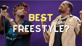 Best Freestyle? (Juice WRLD/Meek Mill/YBN Cordae/6lack/Lil Yachty/Young M.A)