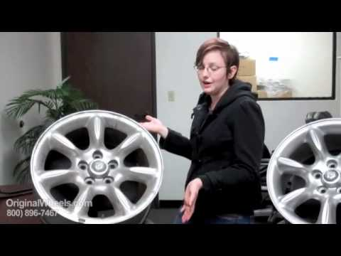 XF Rims & XF Wheels - Video of Jaguar Factory, Original, OEM, stock new & used rim Co.