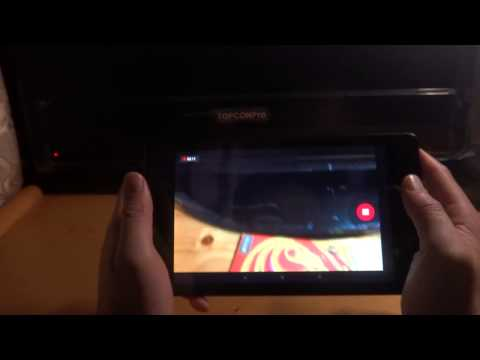 Asus Google Nexus 7 2013 wifi 16Gb tablet testing 3
