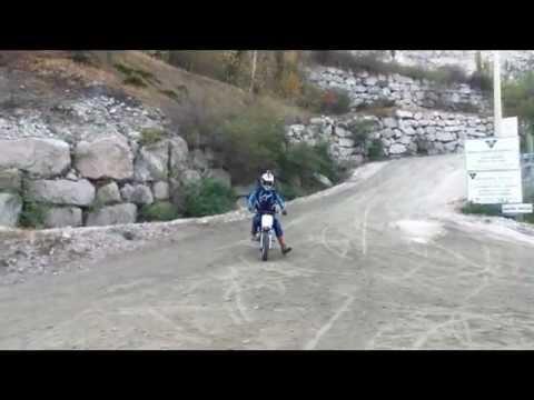 TeSt PiT BiKe In CaVa