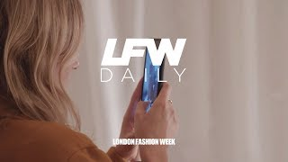 LFW September 2017 | Day 4 Highlights with Blogger Lucy Williams