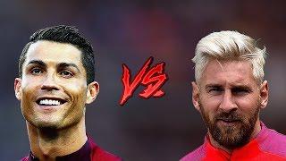 Lionel Messi VS Cristiano Ronaldo ● Dribbling & Skills