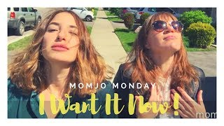 I Want It Now! Why Moms Are Impatient