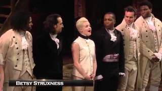 "Hamilton Cast Performs 40th Anniversary Tribute to ""A Chorus Line"""