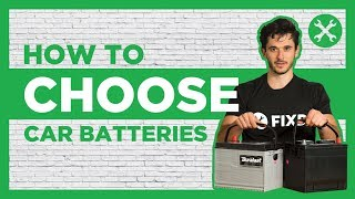 How to Choose A Car Battery (Simple) - FIXD