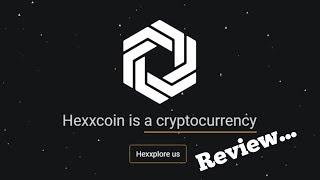 HexxCoin Review Privacy Coin Anonymity Zerocoin BitcoinZero