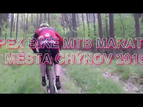Rathaus - APEX BIKE MTB maraton města Chýnov 2016