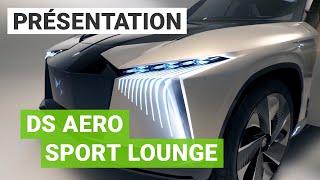 DS Aero SPORT Lounge : non, ce n'est pas un SUV !