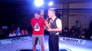 TJ Brown Talks About Upcoming LFA 21 - With ShoFIGHT Cage Announcer Dallen Gettling