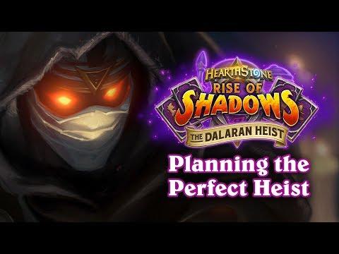 Planning the Perfect Heist | Hearthstone: The Dalaran Heist thumbnail