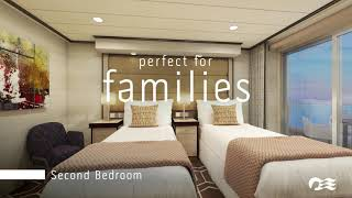 Princess Cruises Sky Suites Reveal Video