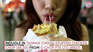 World Food Fair 2017 - 1,000 International Food Under One Roof In Singapore!