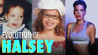 Halsey: Her Life Story