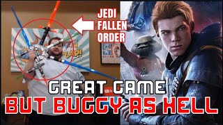 Is Jedi Fallen Order Good? does it deserve game of the year?