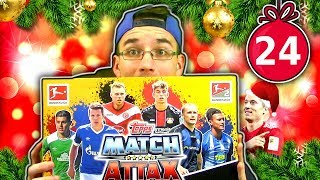 Match Attax Weihnachtskalender.Match Attax Adventskalender Free Video Search Site Findclip