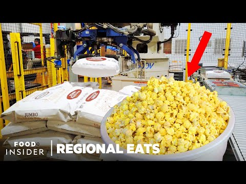 The Fascinating Process and History of Making Popcorn