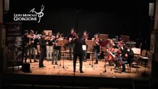 Concerto Grosso n 8 op VI in Sol min (Arcangelo Corelli)