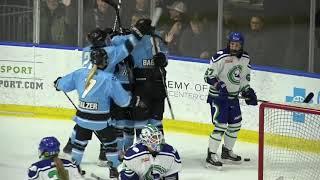 NWHL Highlights: Connecticut at Buffalo 12.08.18