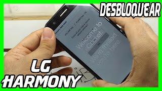 Cómo Formatear un LG Harmony M257 Con Los Botones