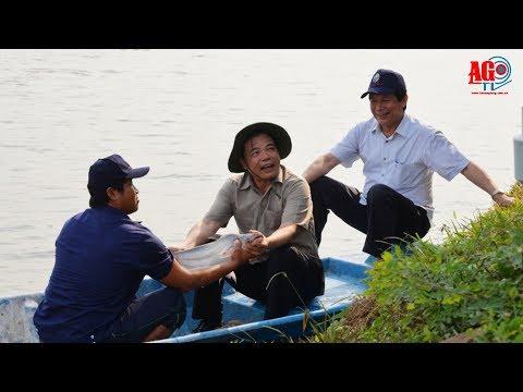Bộ trưởng Nguyễn Xuân Cường thăm và làm việc với Công ty Cổ phần Nam Việt