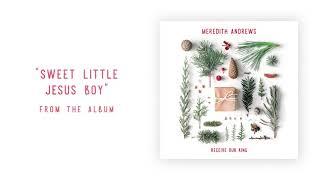 Meredith Andrews - Sweet Little Jesus Boy (Official Audio)