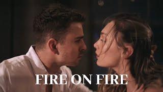 Sam Smith   Fire On Fire   Michael Dameski & Maddie Ziegler