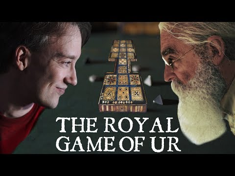The Royal Game of Ur