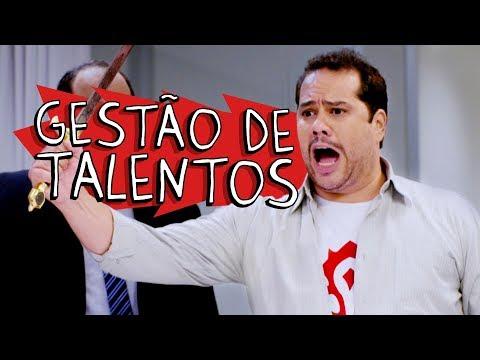 GESTÃO DE TALENTOS