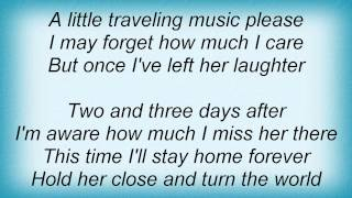 Barry Manilow - A Little Travelling Music,please Lyrics_1