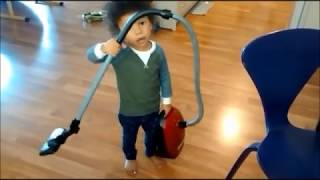 Theo Klein Miele Children's Toy Play Vacuum Cleaner