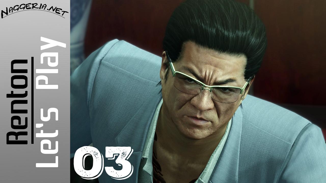 Yakuza Zero – Part 3: Fisting Künstler