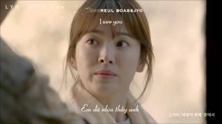 [Vietsub+Eng+Kara] With You-Lyn [OST Descendants Of The Sun]