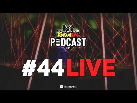 Dragon Ball Podcast #44 - ÉLŐBEN - 124. rész SPOILERESEN letöltés