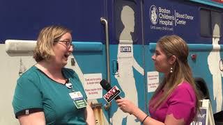 Boston Children's Hospital Hosts Marlborough Blood Drive