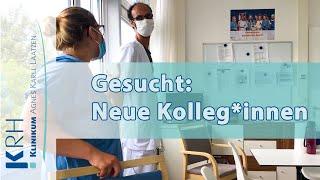 Gesucht: Neue Kolleg*innen KRH Klinikum Agnes Karll Laatzen