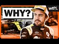 Why Has Fernando Alonso Returned To Renault For 2021?