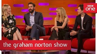 John Krasinski reveals that he has watched The Devil Wears Prada 72 times - The Graham Norton Show - Video Youtube
