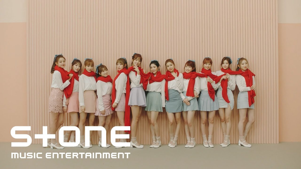 IZ*ONE — La Vie en Rose