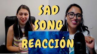 Sad Song Alesso Ft TINI   Reacción