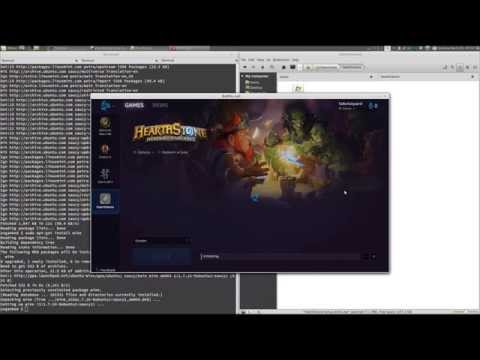 comment installer hearthstone